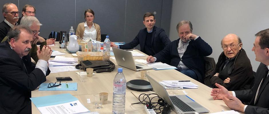 Audition des responsables juridiques de la FFB et de la MAF au sujet du mémoire en réclamation
